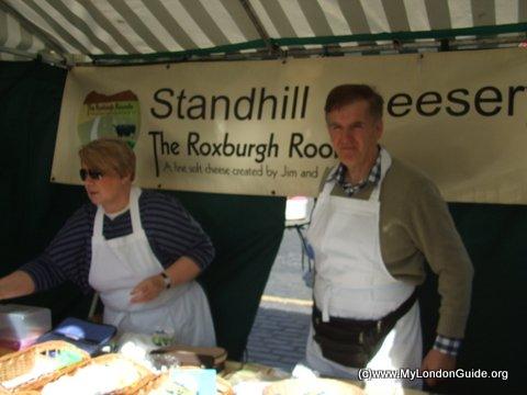Northumberland Coast Kelso Farmers Market