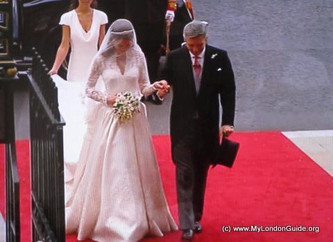 Kate's Wedding Dress