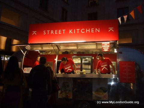 Street Kitchen Covent Garden