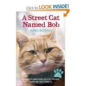 A street cat named Bob Book James Bowen