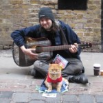London's Celebrity Cat – Big Issue Bob