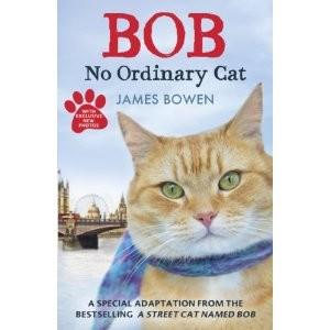 Bob No Ordinary Cat James Bowen