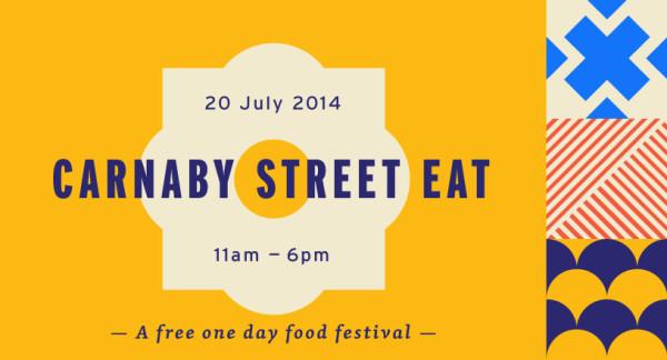 Carnaby StreetEat Food Festival