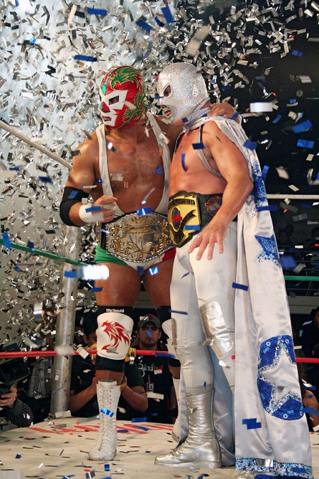 LUCHADORS Lucha Libre London July 2015