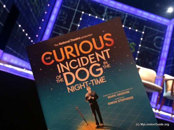 curious incident 019of the dog in night time London