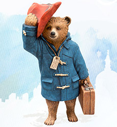 paddington-bear on the paddington trail