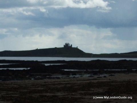 Northumberland Coast Lindisfarne Holy Island