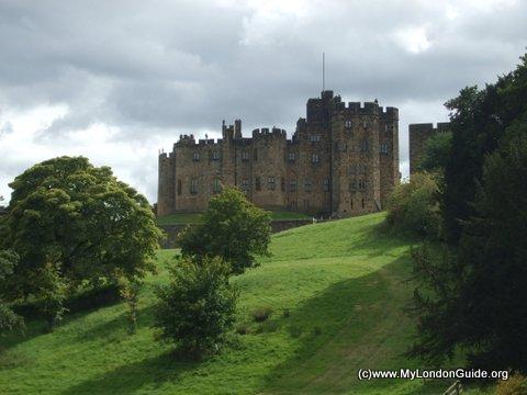Northumberland Coast Alnwick Castle