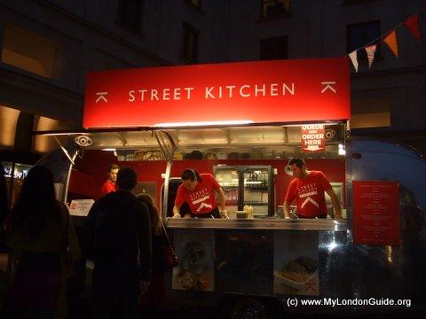 Street Kitchen Covent Garden
