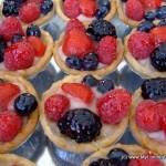 The Dessert Deli Fruit Tarts