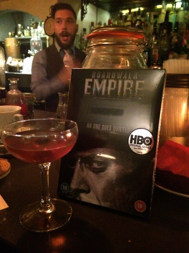 Boardwalk Empire DVD Launch