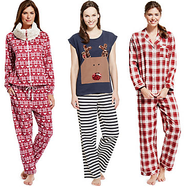 M&S pajamas and onesies