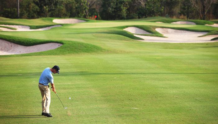 Springfield Golf Club Golfing in Thailand