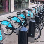 Boris Bikes Docking Station