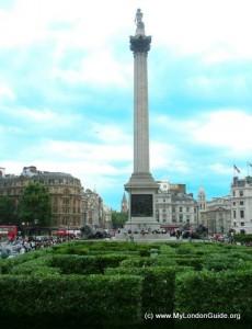 The Maze in Trafalgar Square